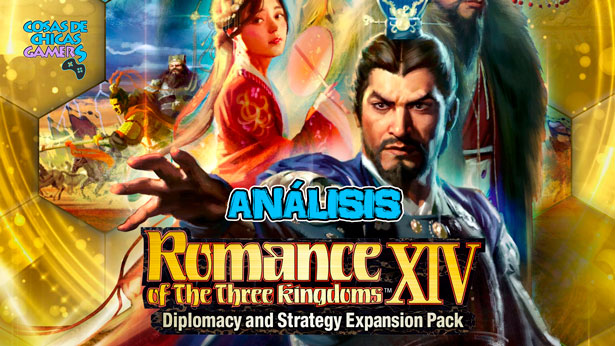 Análisis de Romance of The Three Kingdoms XIV: Diplomacy and Strategy Expansion