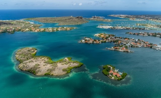 Lost islands in the northern Lesser Antilles Could Explain Ancient Migration in The Americas