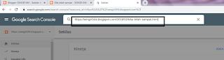 Cara Daftar Webmasters Tools dan Indek Artikel Blog ke Google Search Consol Terbaru
