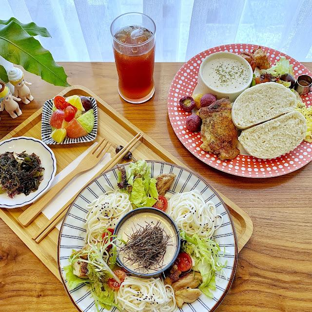 台南中西區美食【豆弄.手作】昭和冷麵沙拉