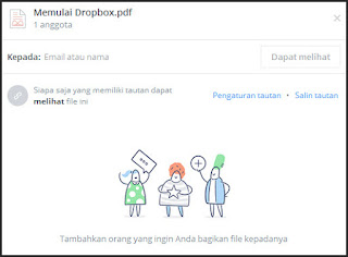 share file dropbox