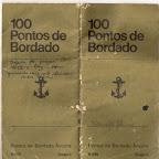 100 Pontos De Bordado-Revista em PDF