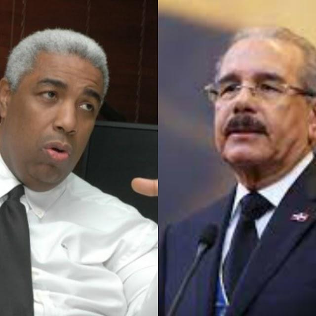 Peña Guaba sale en defensa de Danilo Medina; considera exgobernante no se benefició de la corrupción