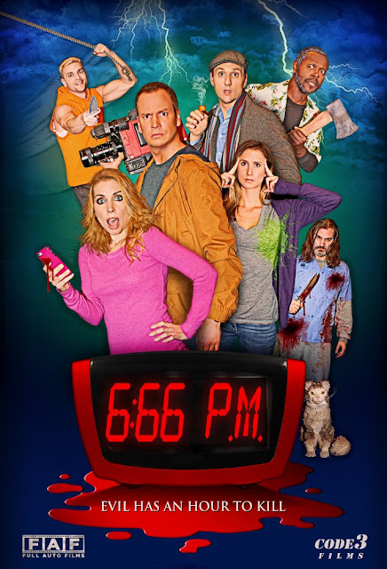 6:66 PM Poster
