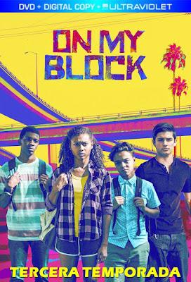 On My Block (TV Series) S03 DVD HD Dual Latino + Sub 2DVD