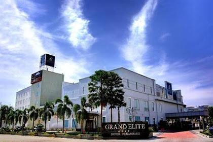 Lowongan Kerja Hotel Grand Elite Pekanbaru Desember 2018