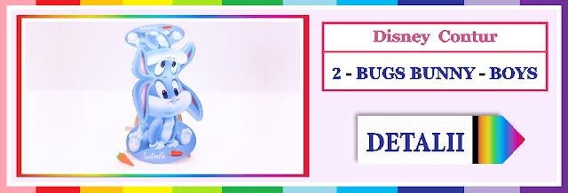 http://www.bebestudio11.com/2017/12/invitatii-gemeni-2-bugs-bunny-boys.html