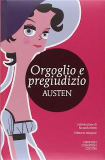 libro protagonista austen orgoglio e pregiudizio