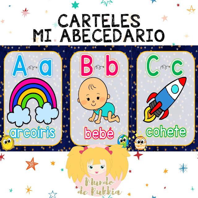 carteles-laminas-abecedario