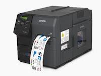 Download Epson ColorWorks C7500GE Driver Printer