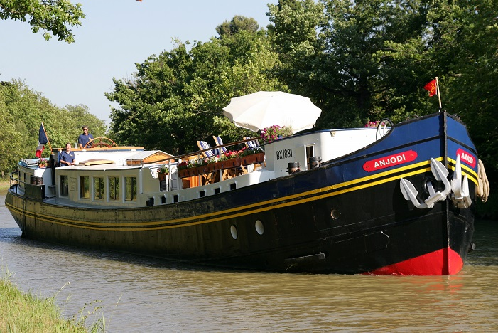 Barge Charters Are 'Like Renting a Floating Luxury Villa,' Says European Waterway