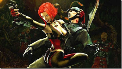 Download BloodRayne Betrayal Highly Compressed Game For PC