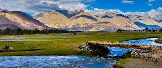 Places to visit in Jammu and kashmir (Uleytokpo )
