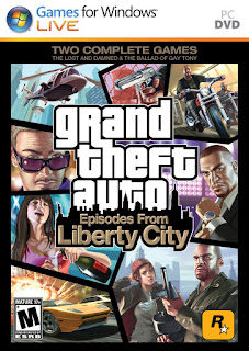Grand Theft Auto: Episodes from Liberty City PC GAME
