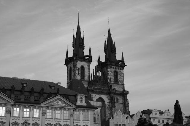 Mustavalkoisia muistoja Prahasta 27