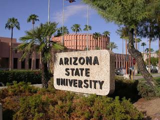 Arizona State University Information