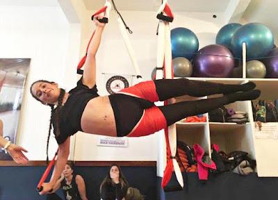 formación yoga aéreo argentina