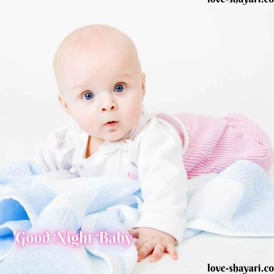 good night baby wallpaper