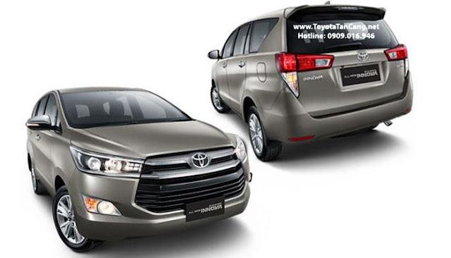 Toyota Innova 2016 - Cú lột xác ngoạn mục của thế hệ xe MPV