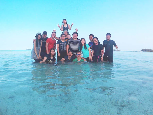 Harapan Island Itinerary Tour