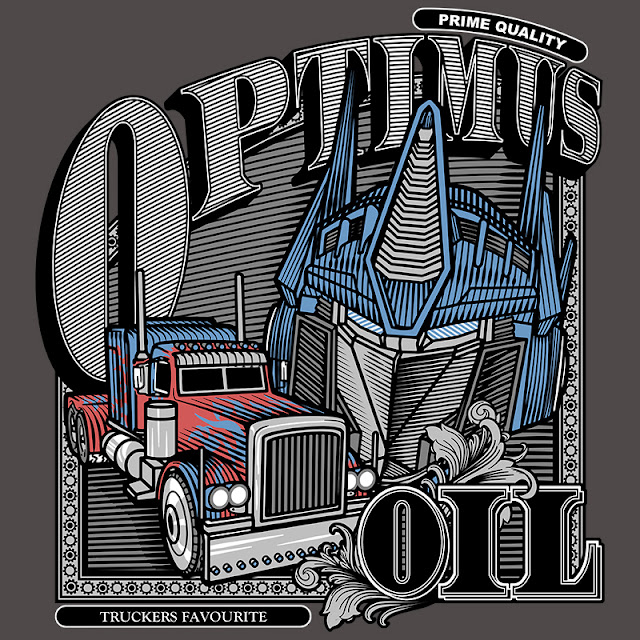 Transformers: Optimus Oil