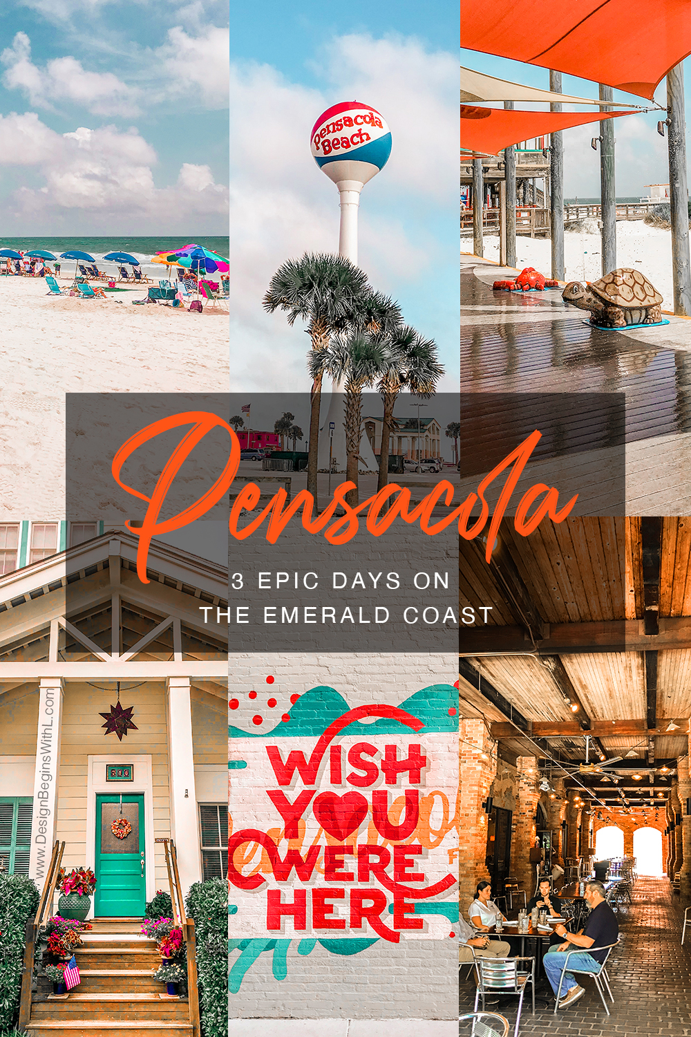 3 Days in Pensacola