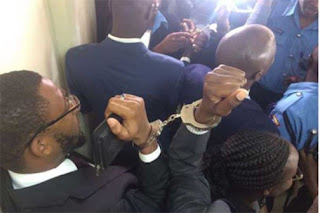 KMPDU officials jailed for one month. PHOTO | Courtesy of Standard Media