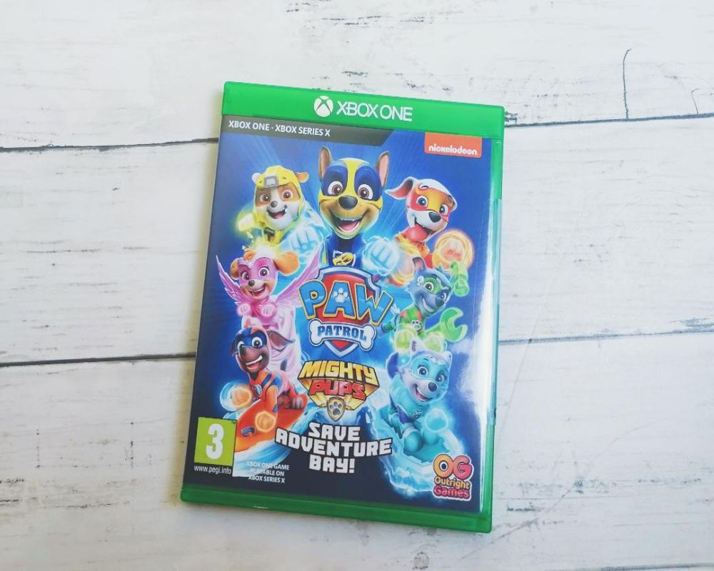 Paw Patrol: Mighty Pups Save Adventure Bay Game