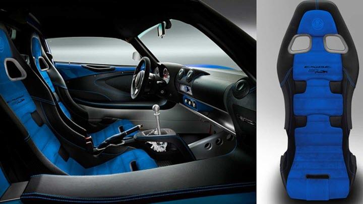 Siêu xe Exige phiên bản kỷ niệm 20 năm ra mắt