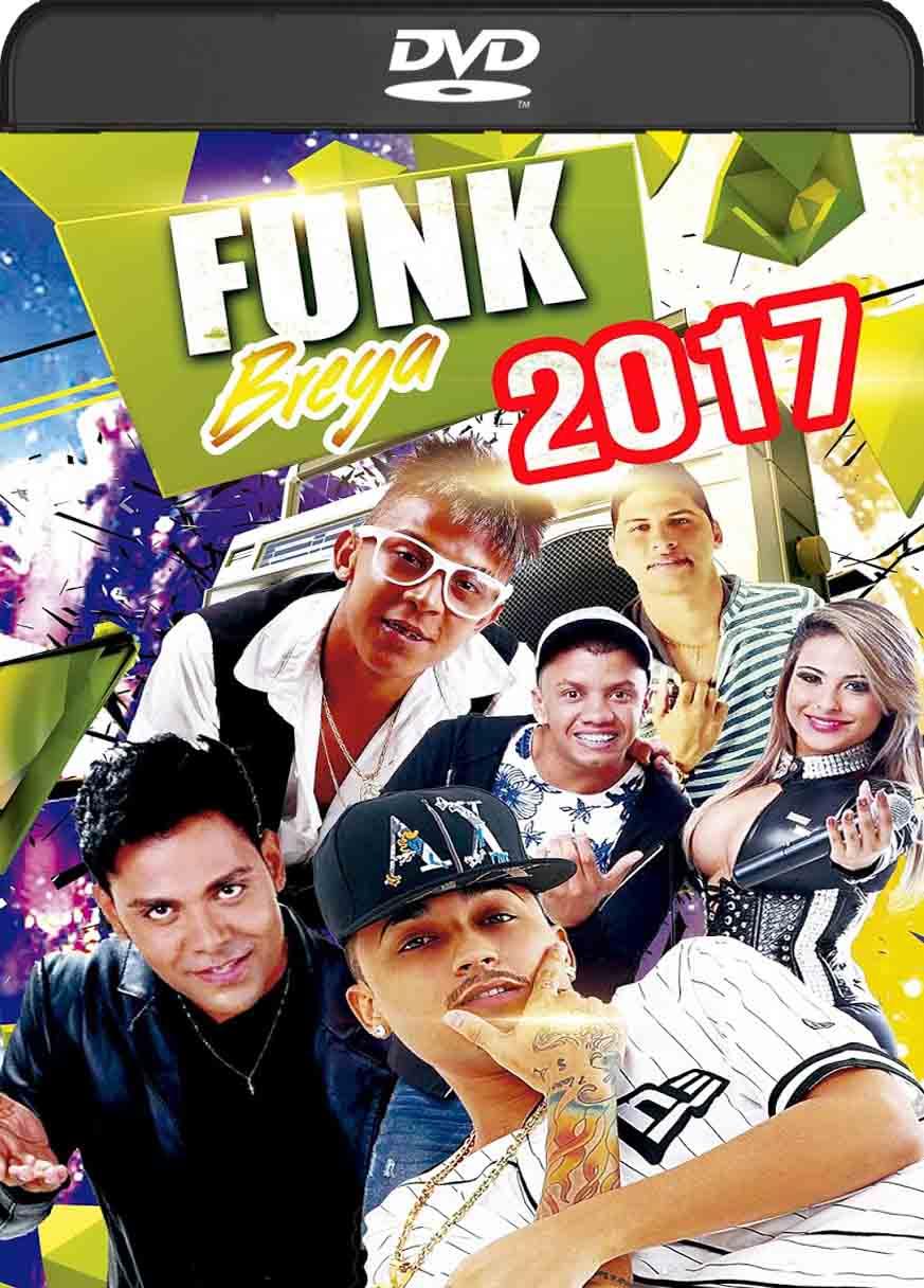 Funk Brega (2017) DVD-R