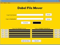 Cara Gampang Pindah dan Copy File ke Beberapa Folder, Gunakan Saja Dabel File Mover