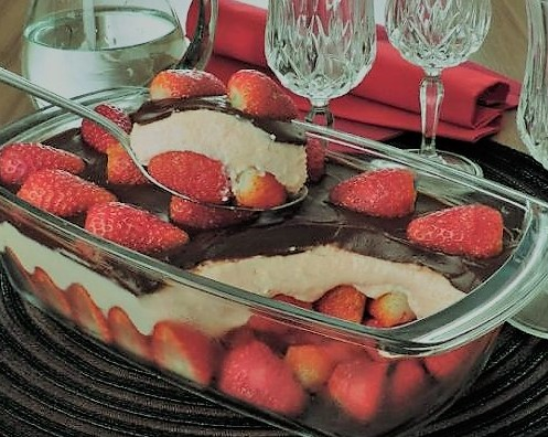 Easter Egg Recipe with Strawberries