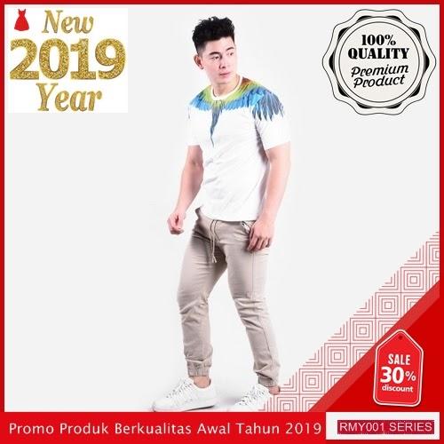RMY134A28 A Per X House Keren Celana Panjang BMGShop