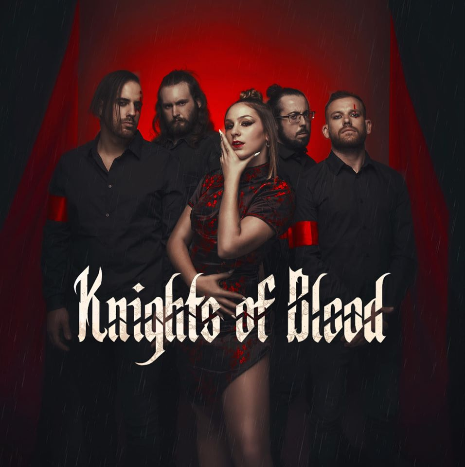 Knights Of Blood photo band