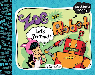 Zoe and Robot - Let's Pretend
