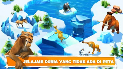 game ice age adventures