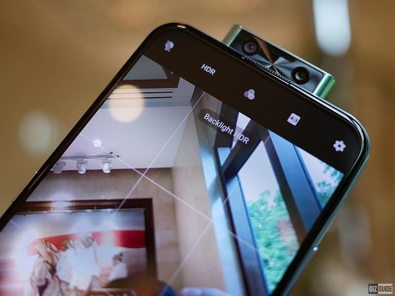 32MP + 8MP selfie dual-cam