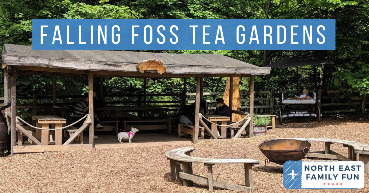 Falling Foss Tea Garden (near Whitby)