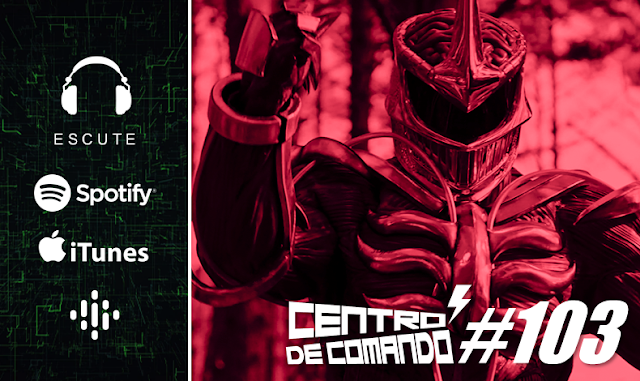 Centro de Comando #103   Dino Fury se conecta com o passado!