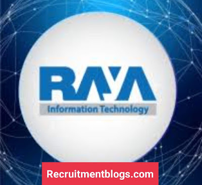 Purchasing Administrator At Raya Information Technology , a subsidiary of Raya Holding for Financial Investment   1-2 years of Experience