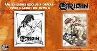 http://blog.mangaconseil.com/2019/09/goodies-ex-libris-origin.html