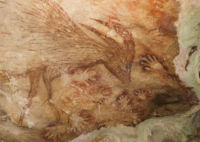 sulawesi ancient cave paintings oldest in the world