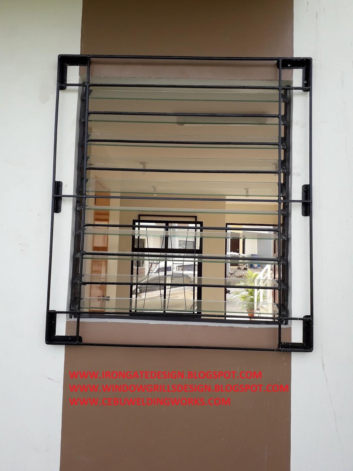 Simple Window Grill Designs: WINDOW GRILLS MAKER IN CEBU