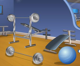 Play 5nGames Escape Game:The Gym Escape
