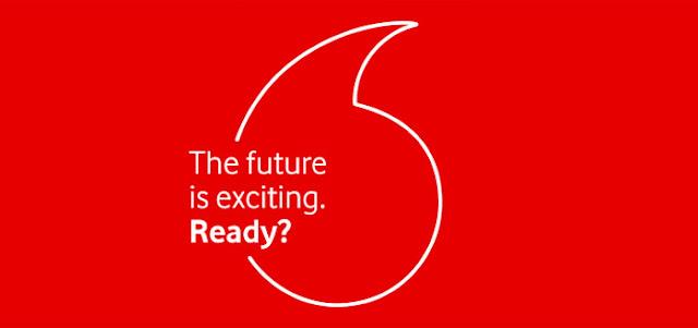 Vodafone, yeni logosuyla şekilleniyor