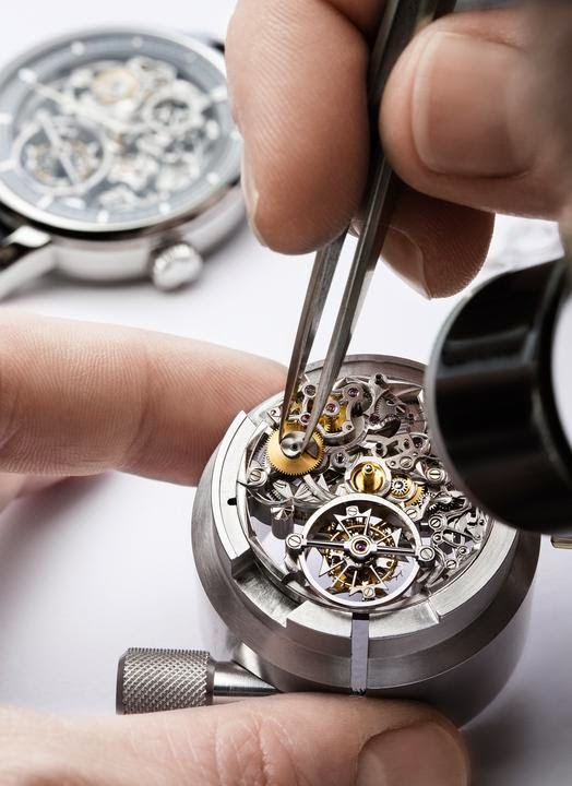 Artesanía en la relojería 4