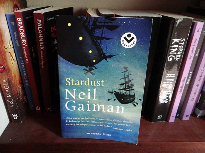 Stardust, reseña, spoilers, Reyedit