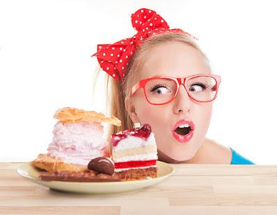 Avoid eating desserts