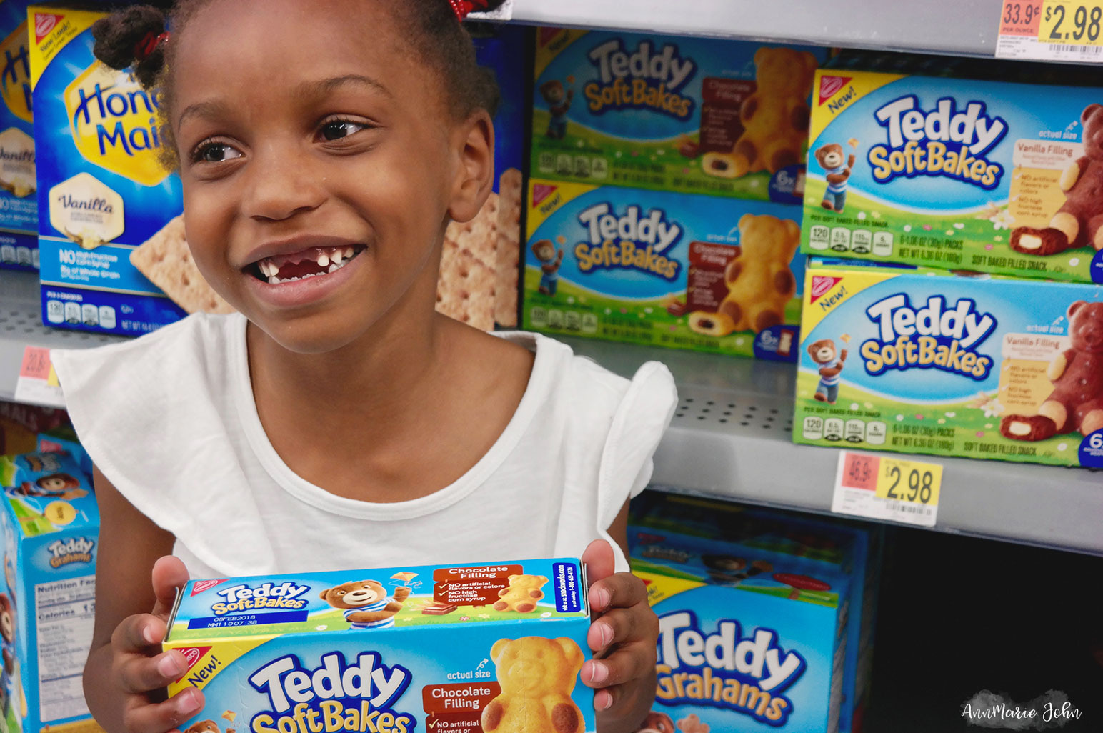 How to Reward Your Child For Losing a Tooth ~ #WalmartSnacks2Go
