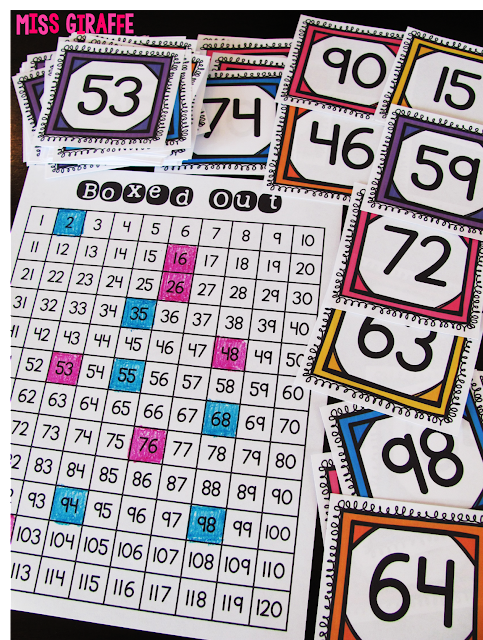 SO MANY NUMBERS GAMES! Save this link!